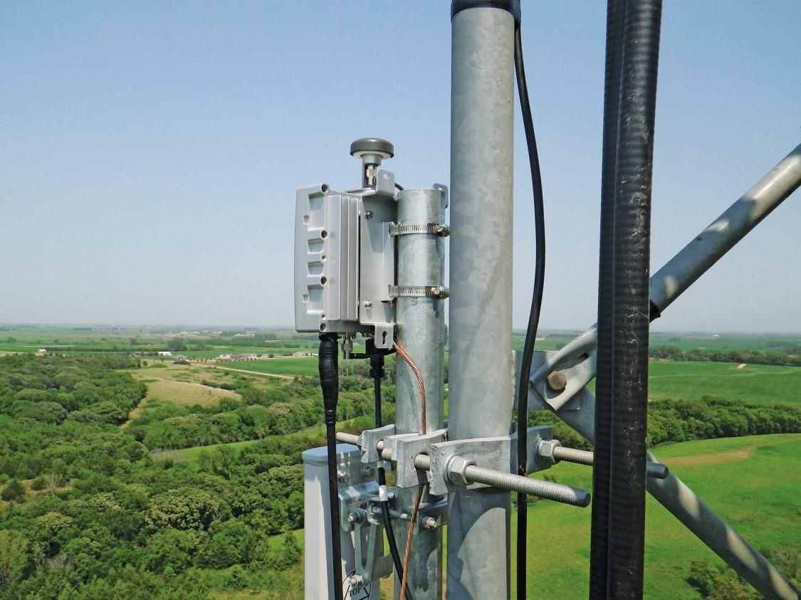Hilfestellung für einen ländlichen Stromversorger bei der Handhabung saisonaler Stromlasten