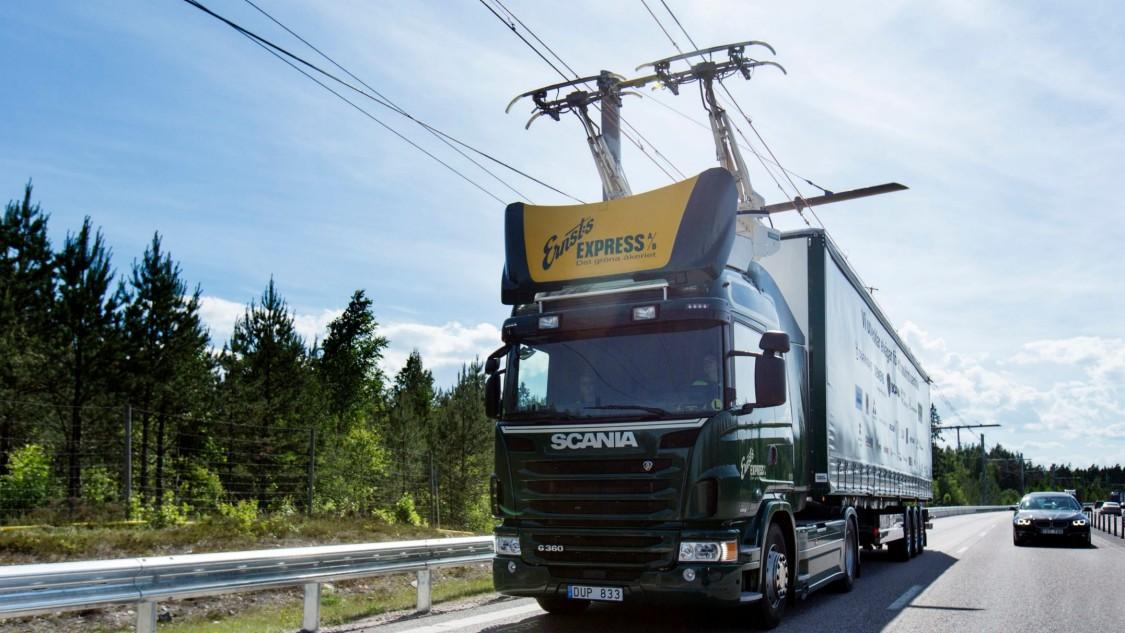 Caminhões Scania
