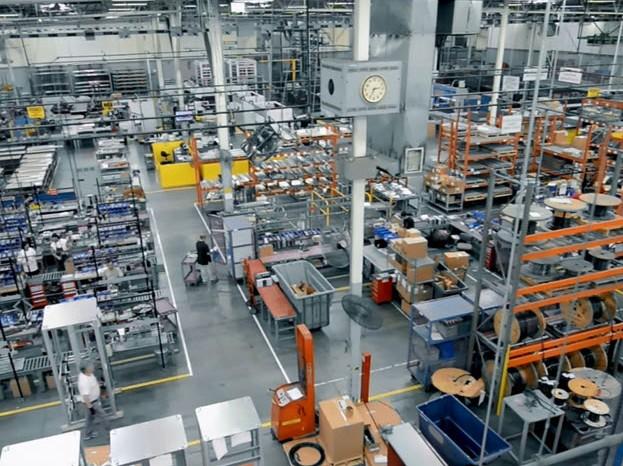 Siemens Grand Prairie plant