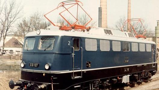 1957: E10 - ojciec standardowej wersji lokomotyw Deutsche Bundesbahn