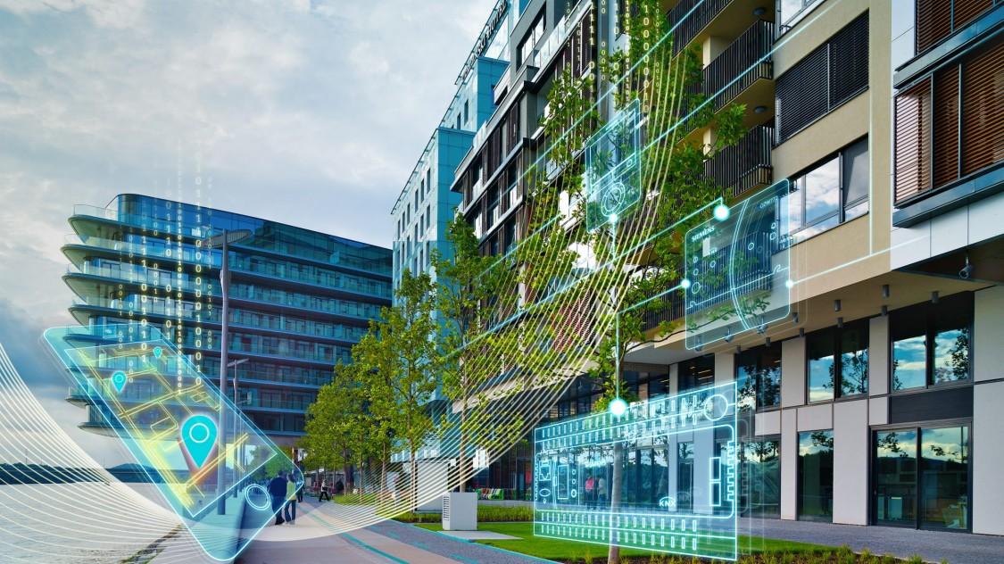 Synco-Gebäudeautomation – Gebäude in einer digitalisierten Welt