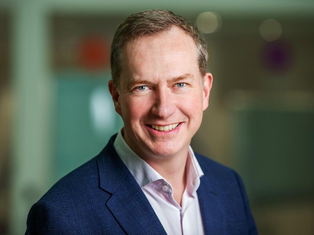 Scott Gardner, Senior Vice President, Sales and Marketing Siemens Digital Industries