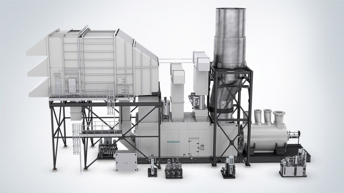 SGT-A65 | Aeroderivative Gas Turbine | Siemens Global