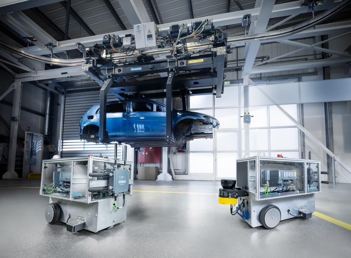 Siemens präsentiert ersten industriellen 5G-Router