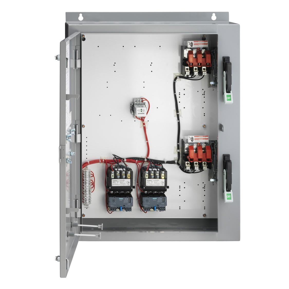 siemens pump panel