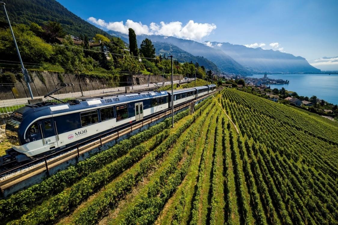MVR und MOB: ein umfassendes Erneuerungsprogramm in der Westschweiz