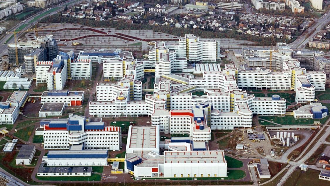 """""""Denkfabrik für Datentechnik"""" – München-Perlach, das """"Silicon Bavaria"""", 1977"""