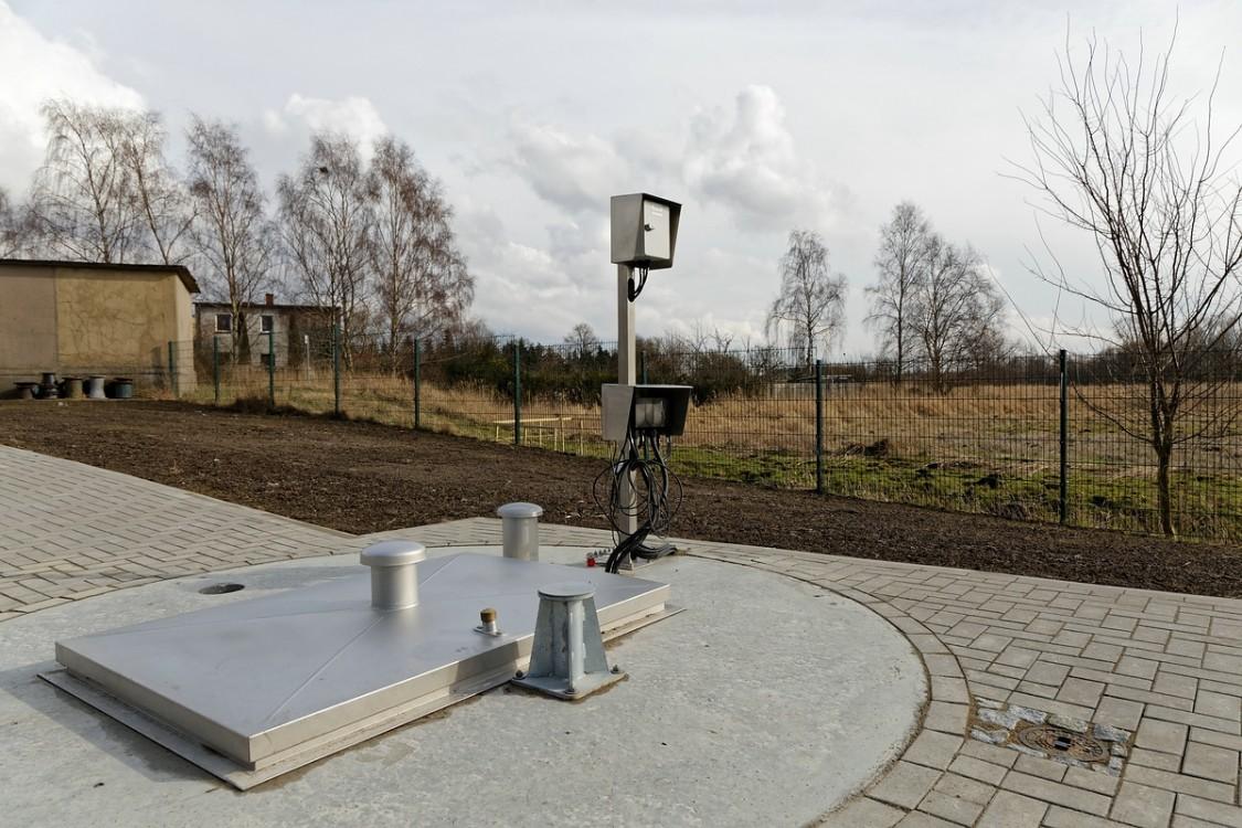 Bild einer Telecontrol-Lösung in der Wasserwirtschaft