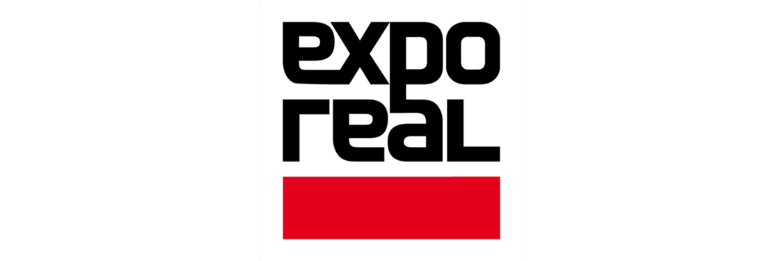Logo for the Expo Real 2021