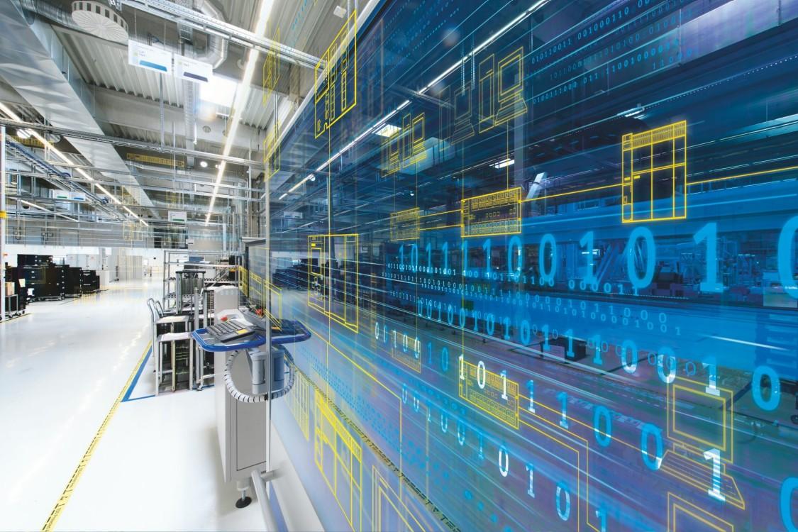Industrielle Kommunikation und Netzwerklösungen unterstützen die Industrie bei der Vernetzung ihrer Maschine und Anlagen