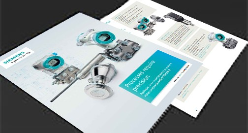 USA - Pressure Transmitter Brochure - 4 page