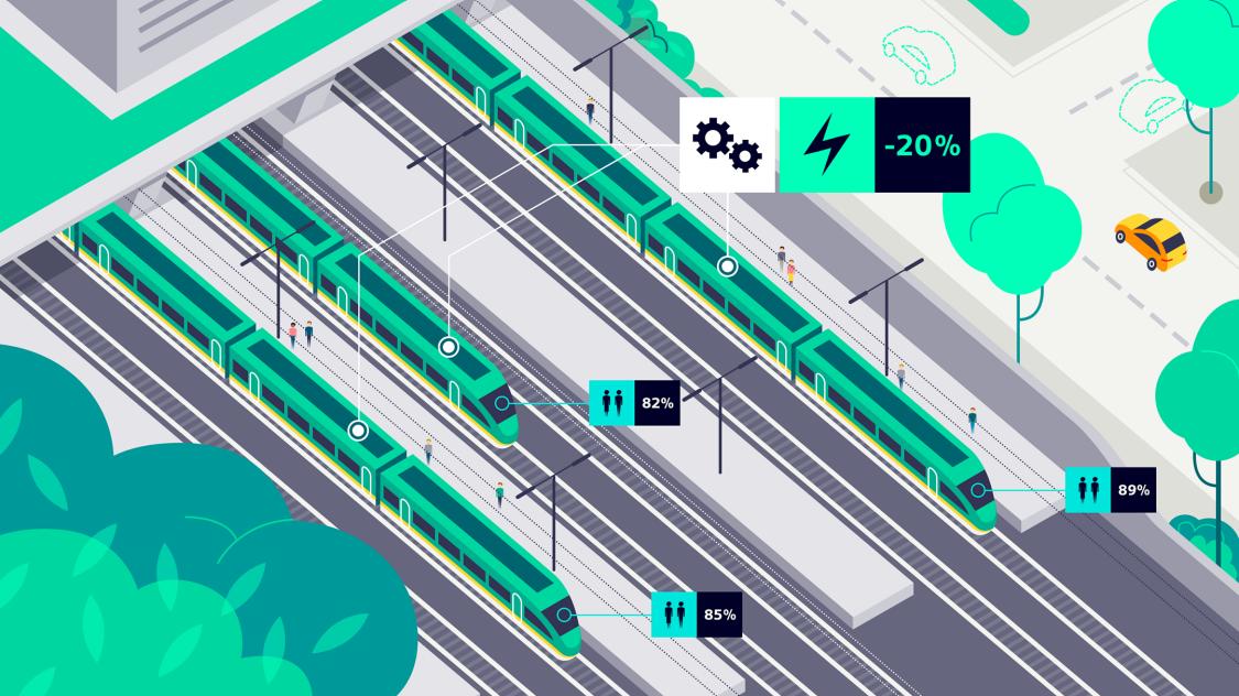 Städte lebenswerter machen mit unseren Nahverkehrslösungen