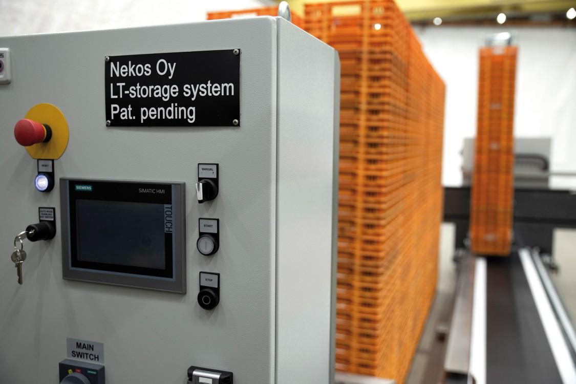 Nekos Oy luottaa Siemensin tuotteisiin monista syistä. Yksi on varmuus komponenttien saatavuudesta.