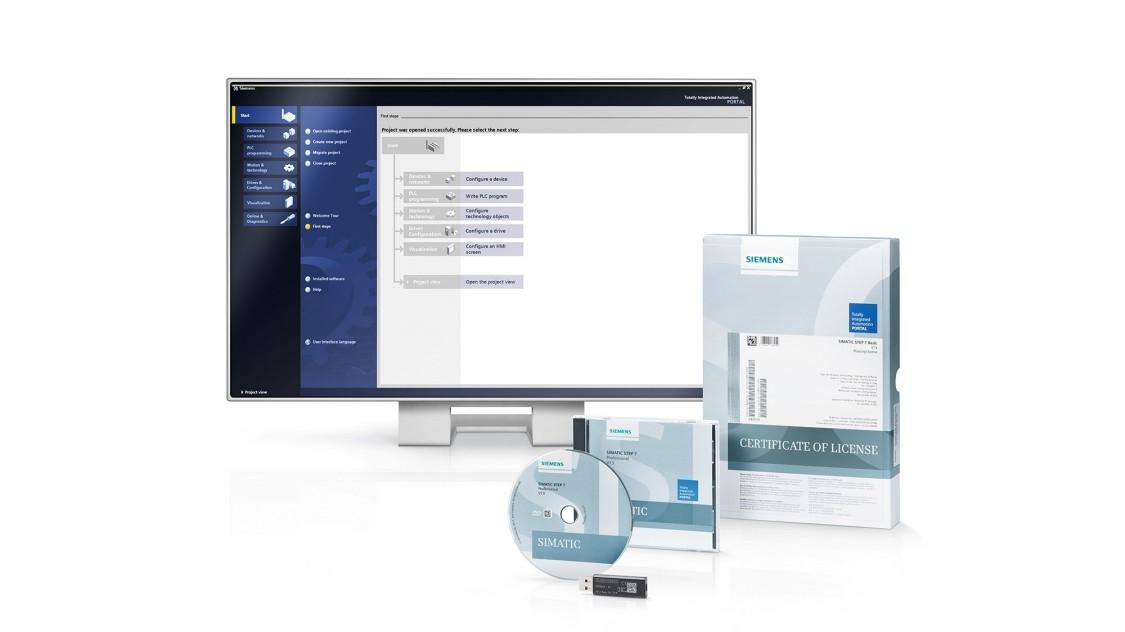 Effiziente Lizenz- und Updateverwaltung für Automatisierungs- und Antriebssoftware