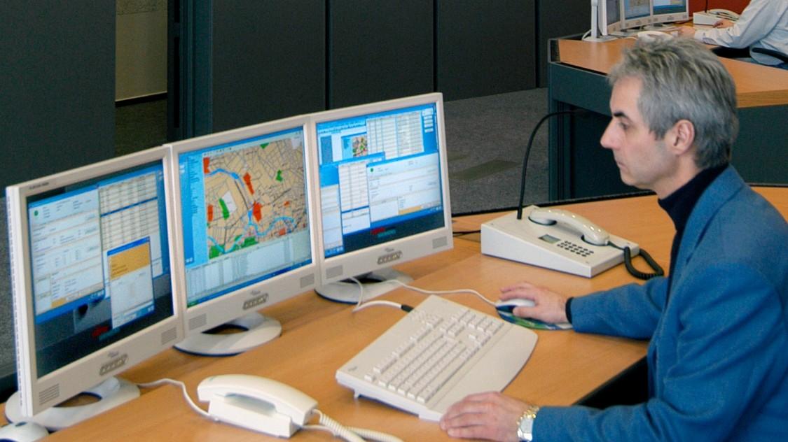 Umfassende Traffic Management Plattform von Siemens