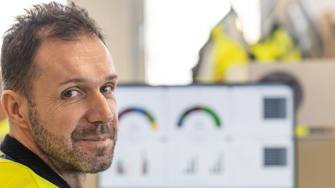 Martin Surda, Maintenance Specialist, Coca‑Cola HBC Österreich