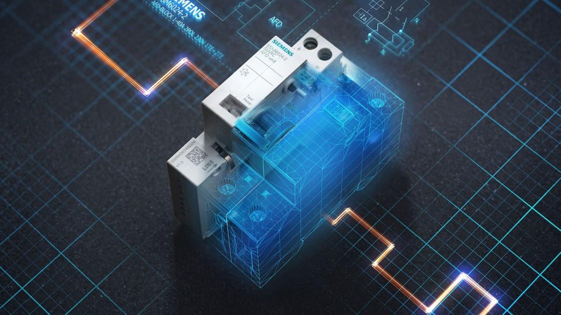Detector de arco Siemens