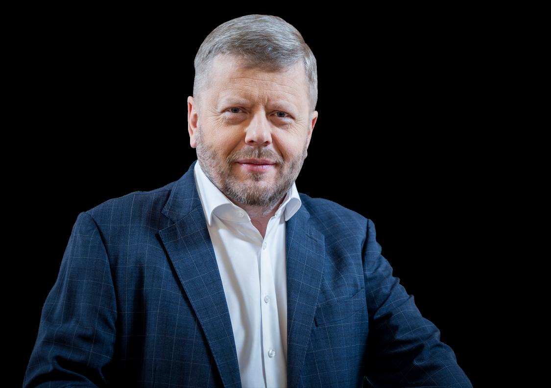 Na zdjęciu - Maciej Witucki - Prezydent Konfederacji Lewiatan