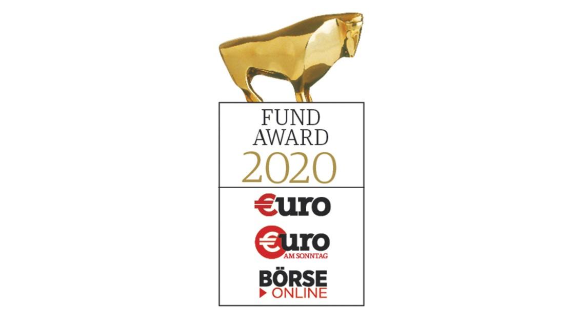 €uro-FundAwards 2020 für den Siemens Global Growth