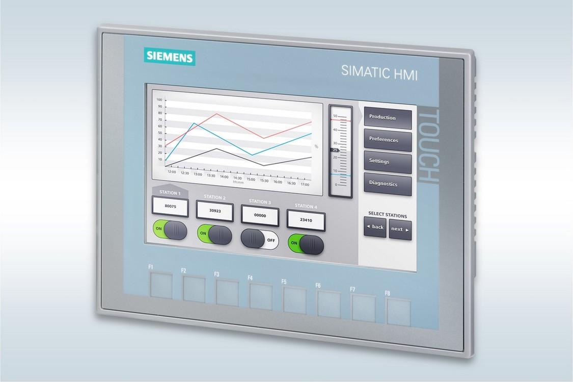HMI panel KTP 700 Basic