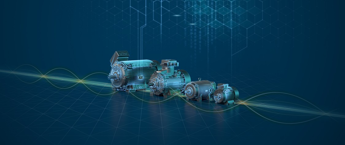 Key visual crane motors
