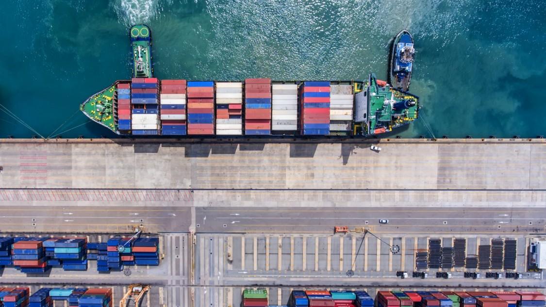 Otimização do acesso de caminhões para um grande porto fluvial