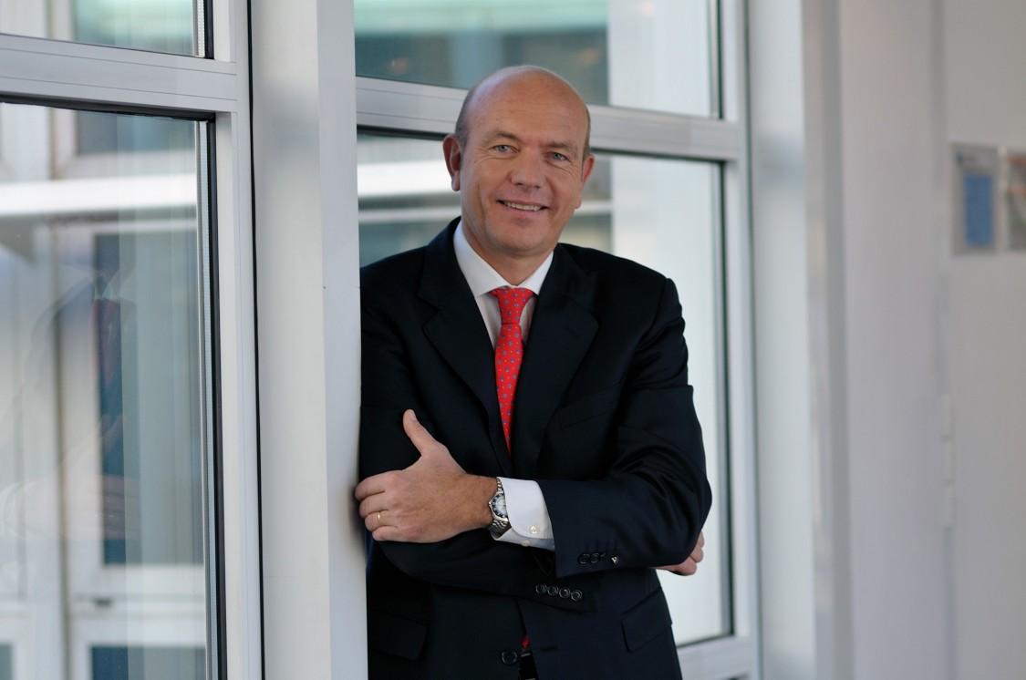 Alejandro Köckritz - CEO Siemens en Argentina