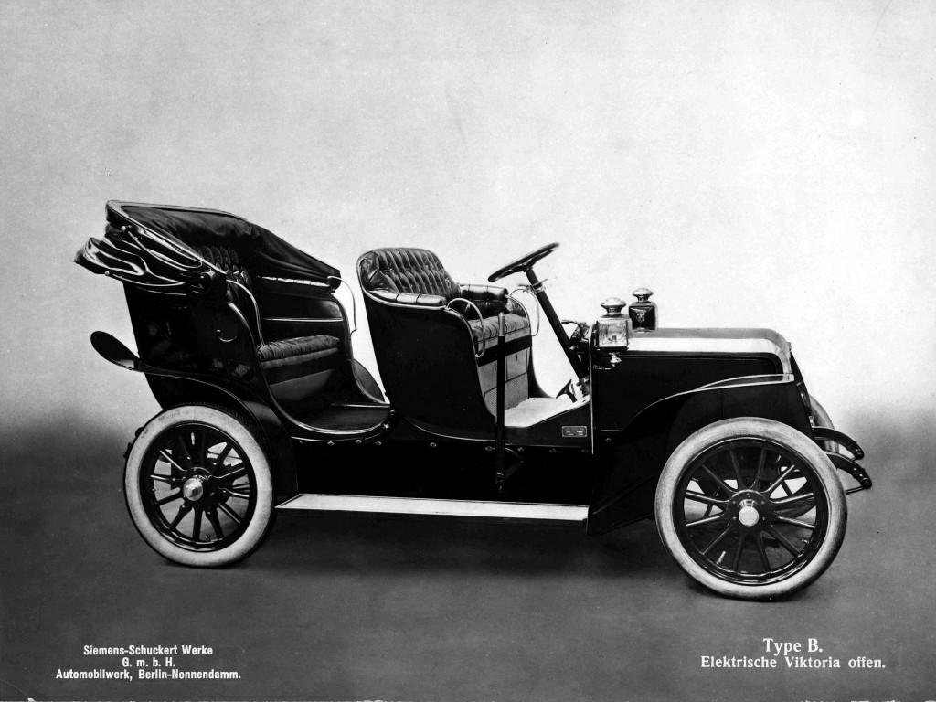 6)Pionierin der Elektromobilitaet - die Elektrische Viktoria