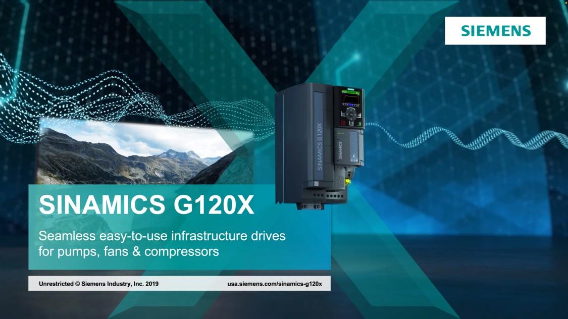 sinamics g120x webinar intro
