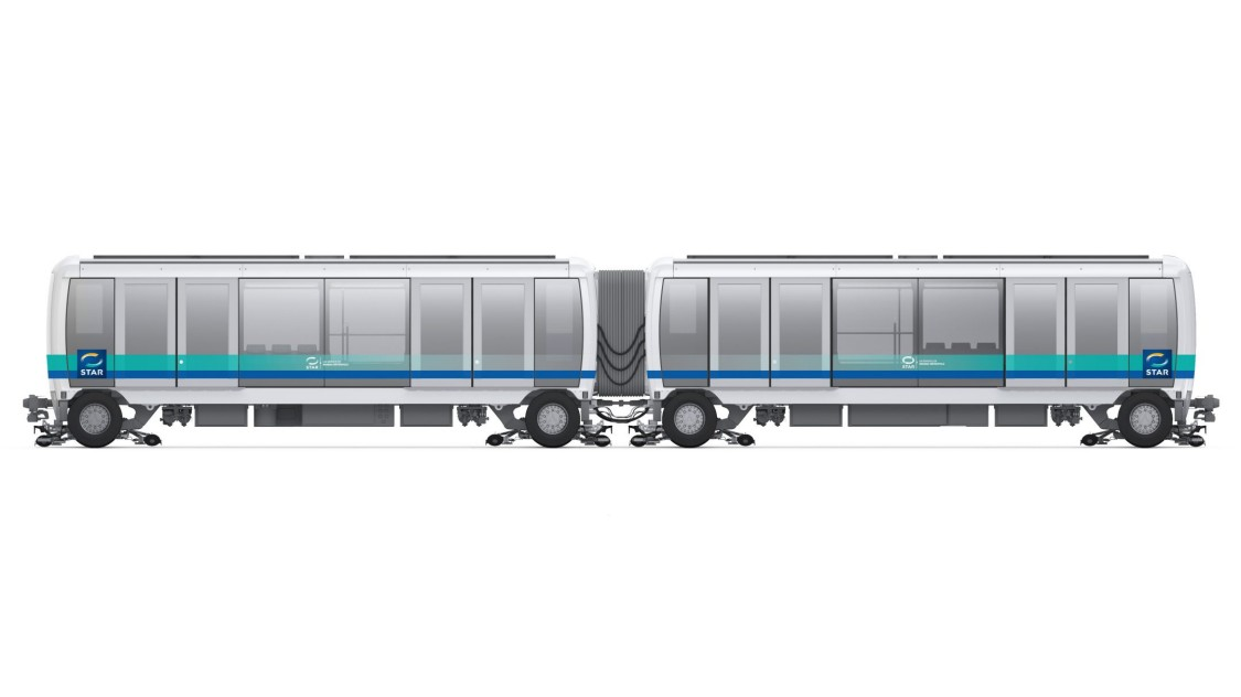 Automated People Mover   Rolling Stock   Siemens