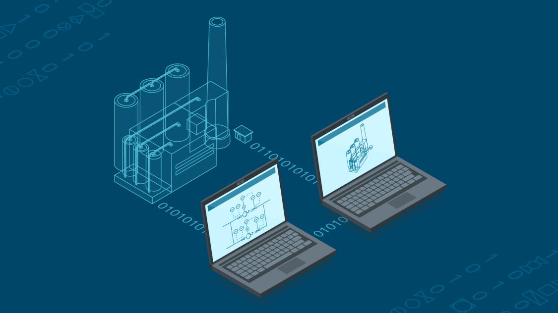 Plant Engineering Software COMOS | Industry software | Siemens
