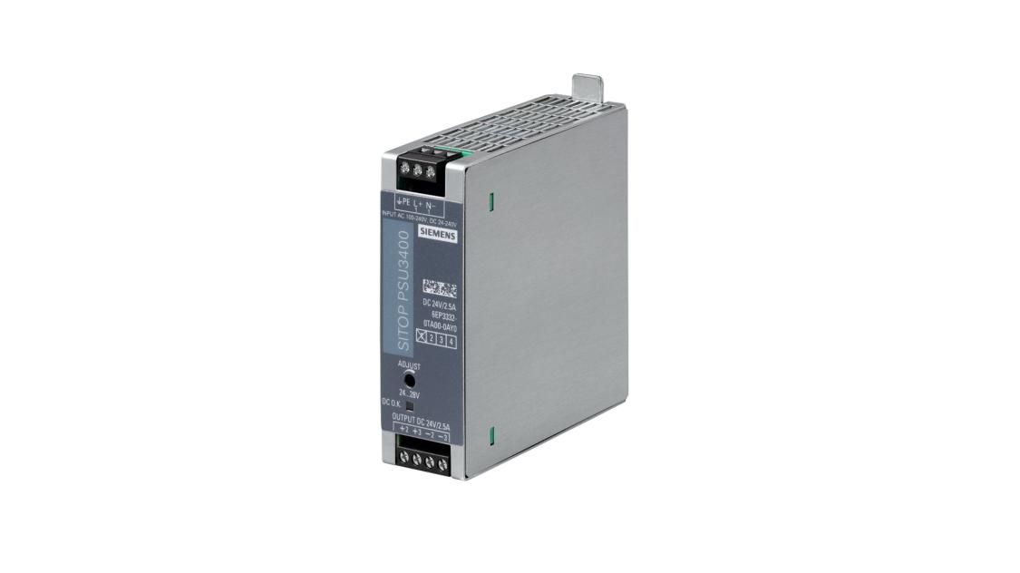 Produktbild der SITOP PSU3400 uni  24 V/2,5 A