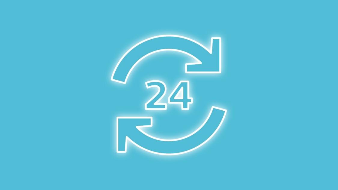 Icon für Verfügbarkeit dank Analyze MyDrives