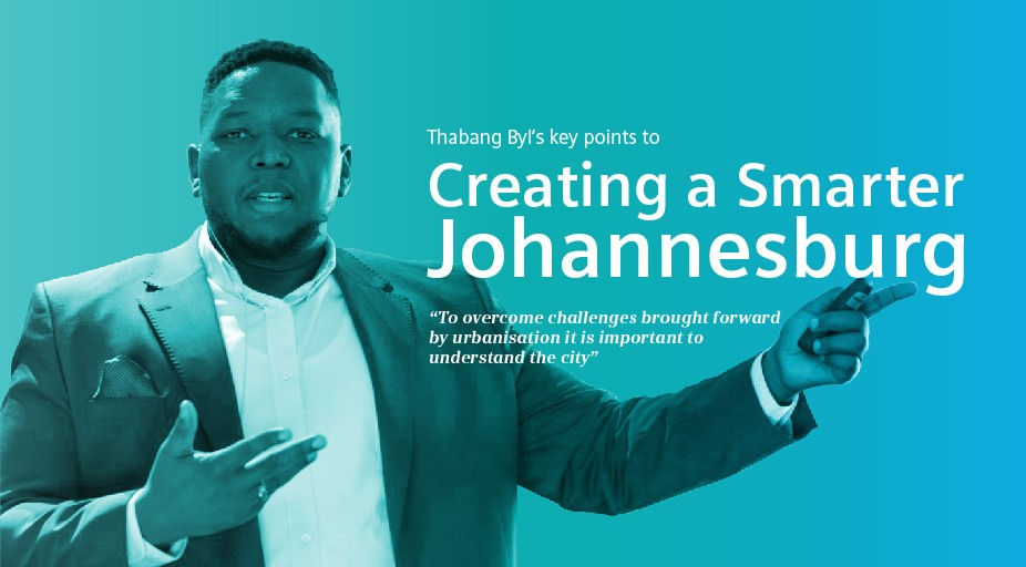 The creation of a smarter Johannesburg