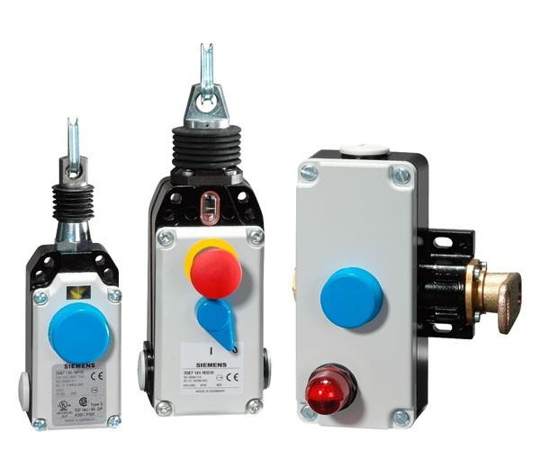 Interruptores operados con cable