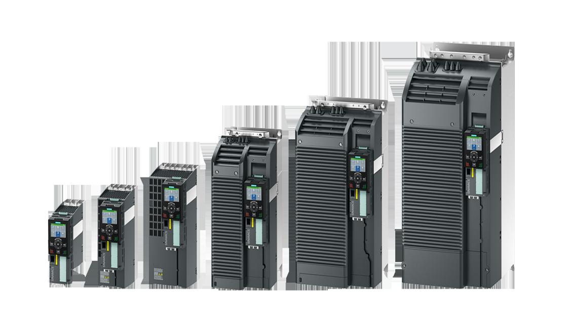 Übersicht von Power Modules PM240-2
