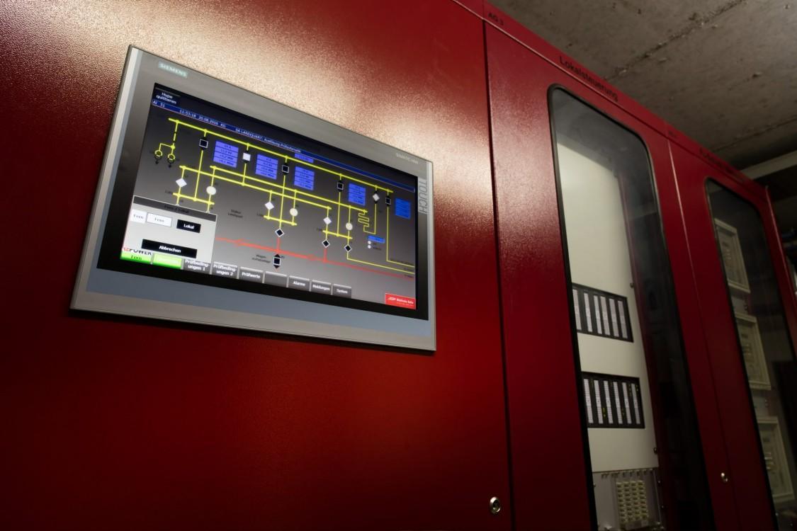 19-inch Simatic HMI Comfort Panel