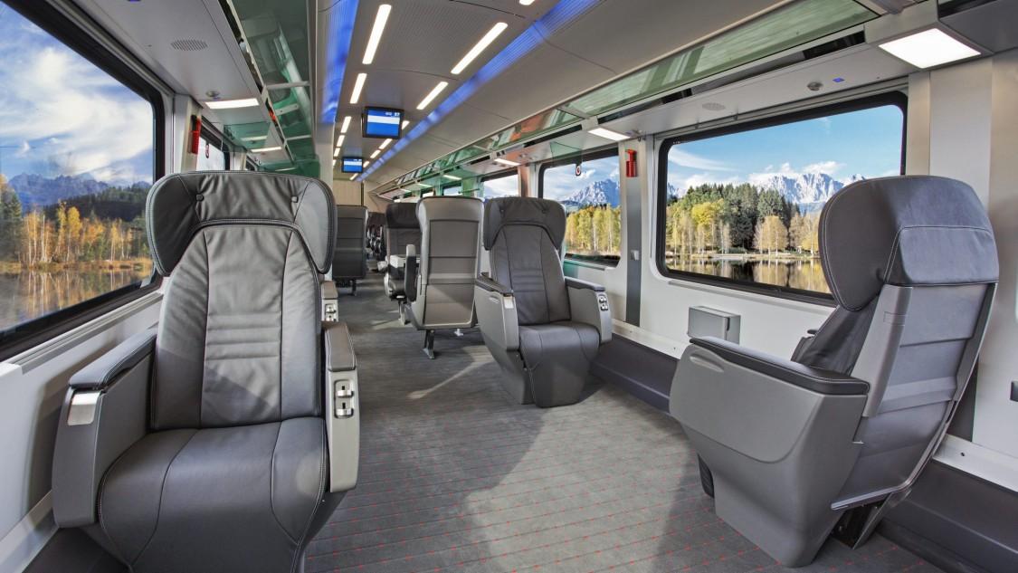 Viaggio Comfort – dynamic design, comfortable travel experience