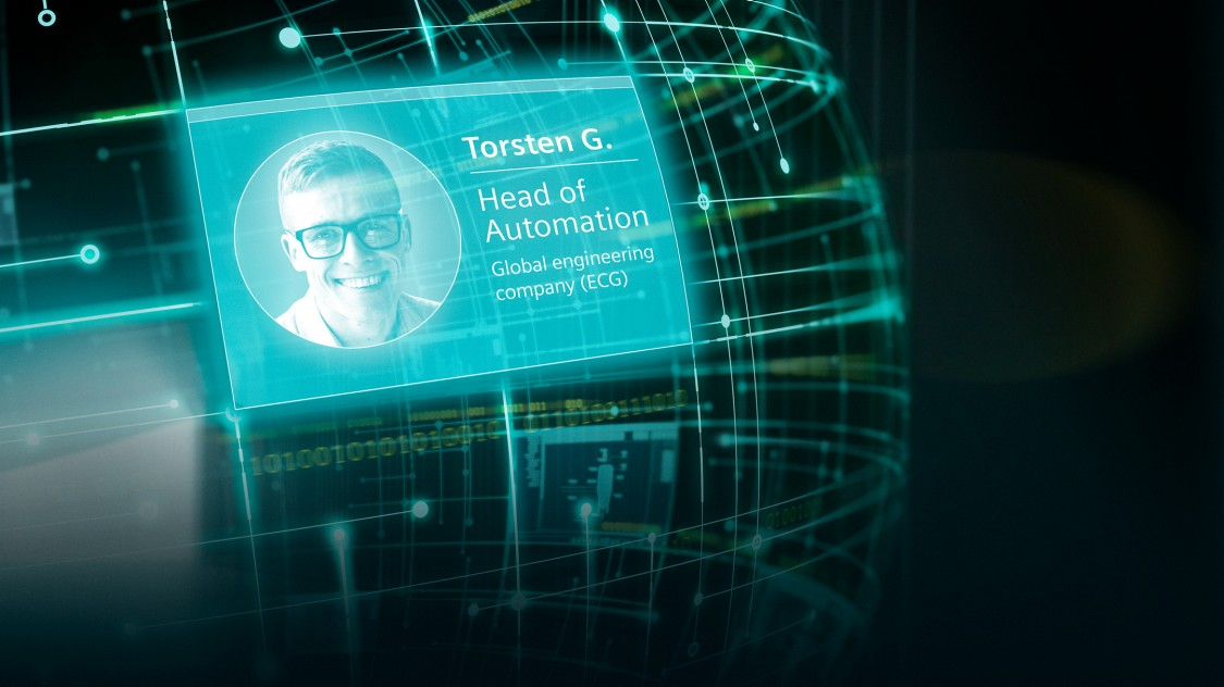 Torsten G. – Head of automation – Global engineering company (ECG)