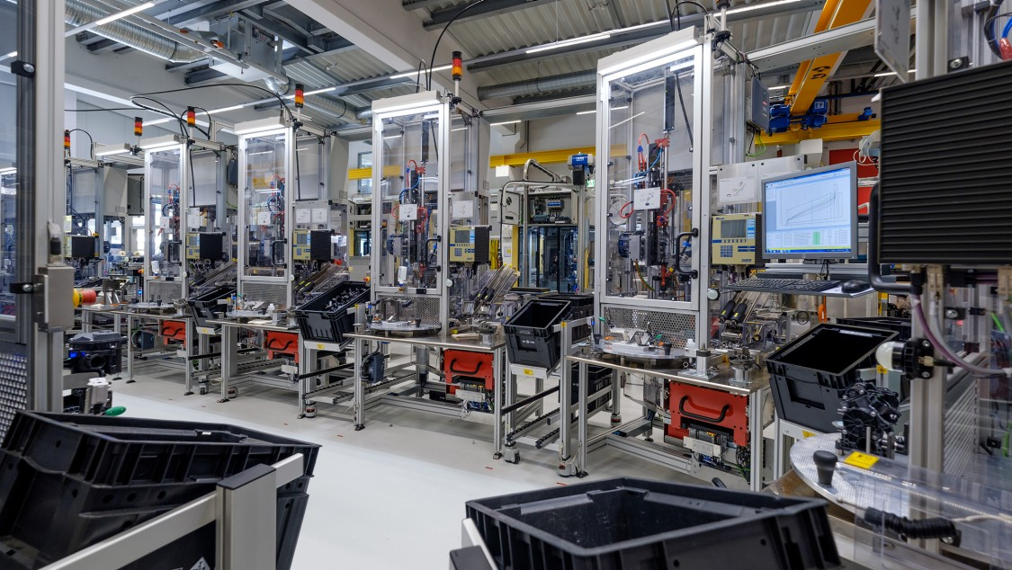 Schaeffler Group, Special Machinery Department