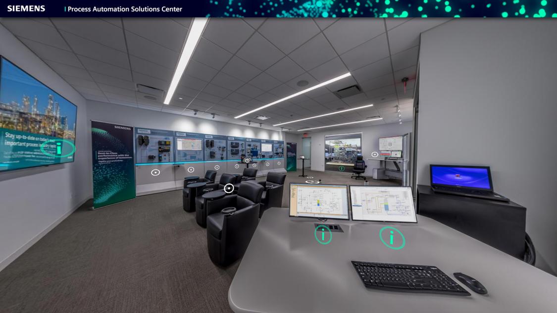USA | Virtual Siemens Process Automation Solutions Center