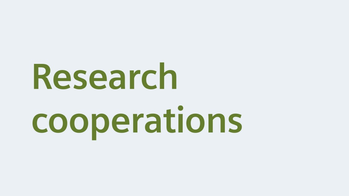 Research cooperations
