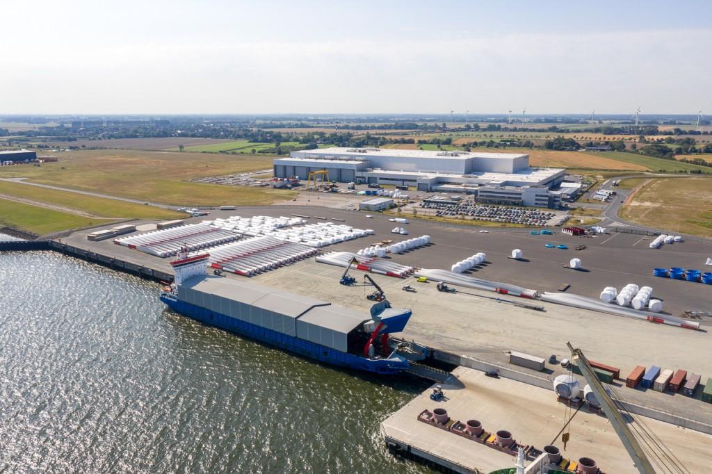 Cuxhaven NPorts Liegeplatz