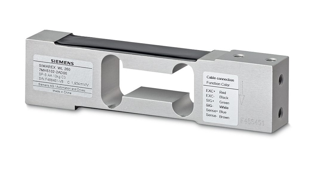 USA - SIWAREX WL260 load cell SP-S AA