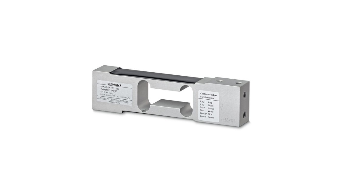 USA - Load cell WL260 SP-S AA