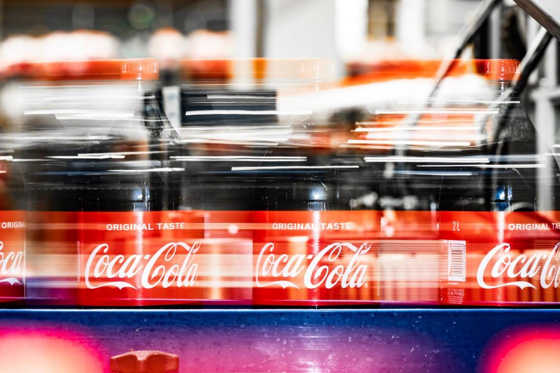 Coca-cola facility