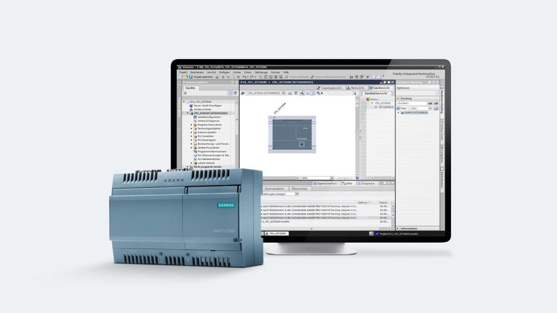 SIMATIC IOT2000 | SIMATIC IOT gateways | Siemens