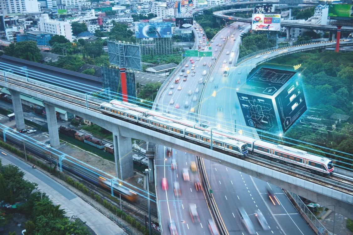 How is digitalization addressing rail operators' greatest challenges?