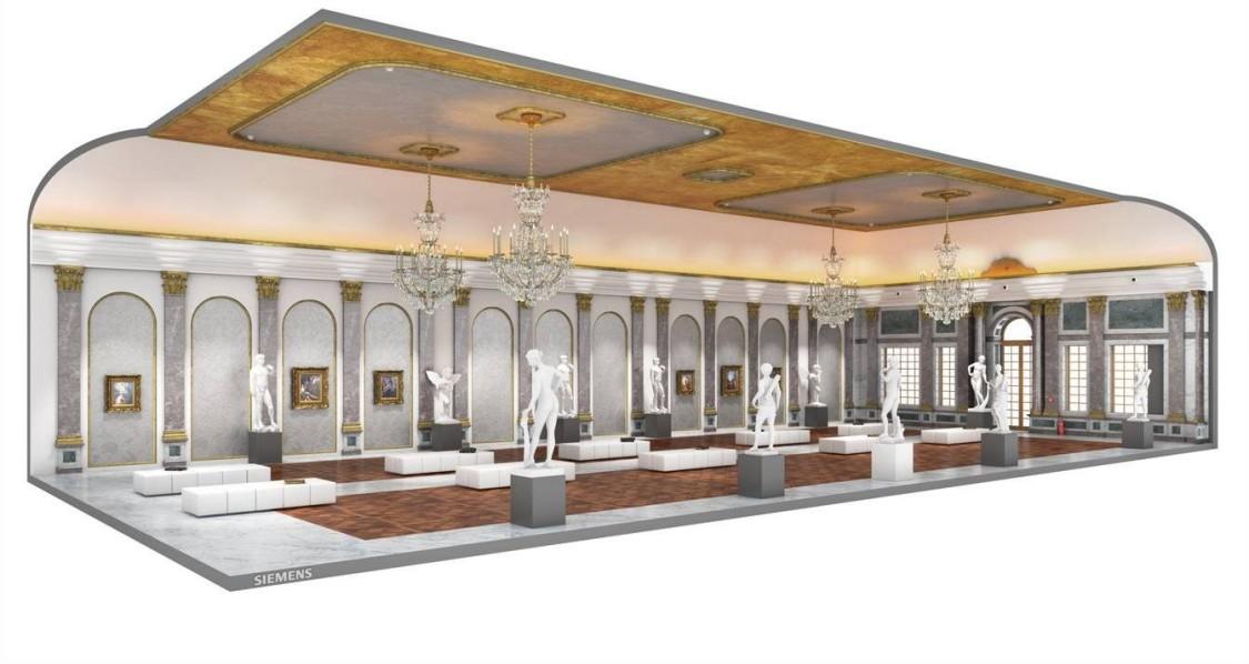 Выставочные залы