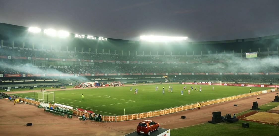 Yubobharati Stadyumu, Hindistan